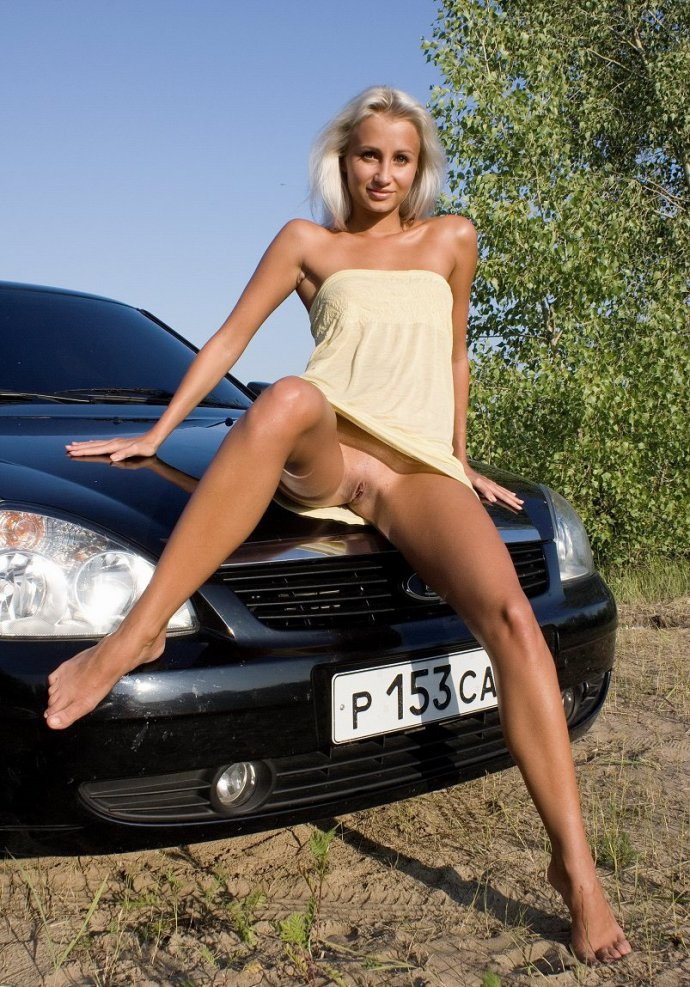 Русские автомобили голые фото 789-683